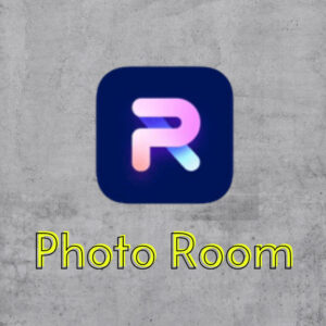 PhotoRoomアプリの画像