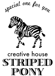 creative house STRIPED PONYのロゴ
