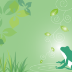 色のイメージイラスト(緑)