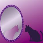 色のイメージイラスト(紫)