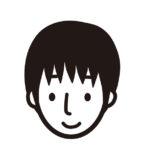 かわいい男性アイコン似顔絵