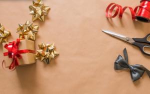 クリスマスラッピングイメージ
