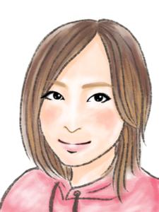 手描き似顔絵1